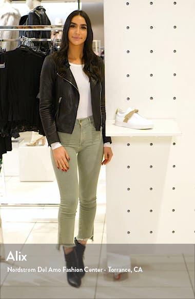Clarita Glitter Bow Sneaker, sales video thumbnail