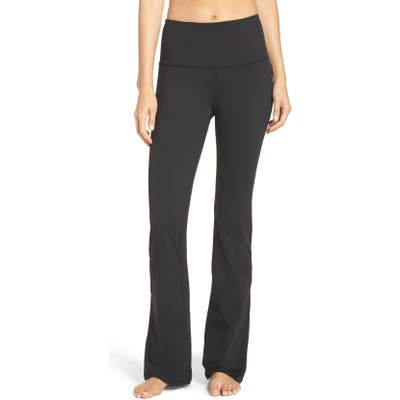 Zella Barely Flare Live In High Waist Pants