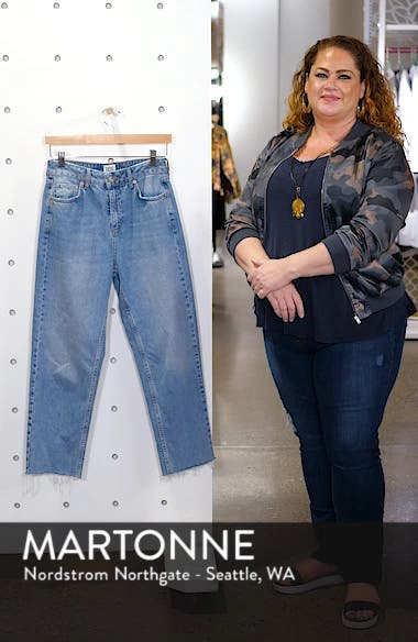 Pax High Waist Jeans, sales video thumbnail