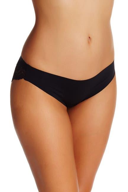 Image of SPANX Lace Back Shaping Bikini Panties