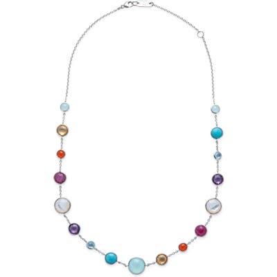 Ippolita Semiprecious Stone Collar Necklace