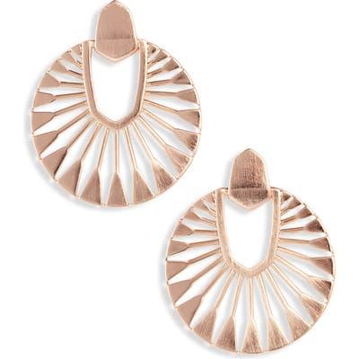 Kendra Scott Didi Sunburst Drop Earrings