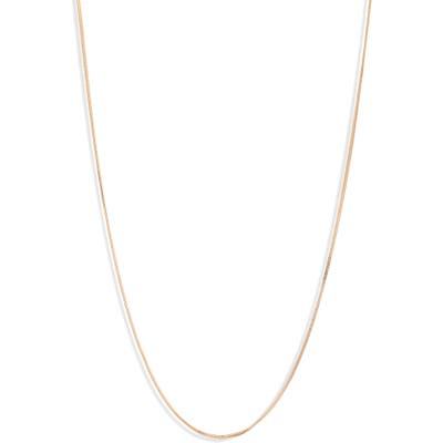 Bony Levy Essentials 14K Gold Chain Necklace (Nordstrom Exclusive)