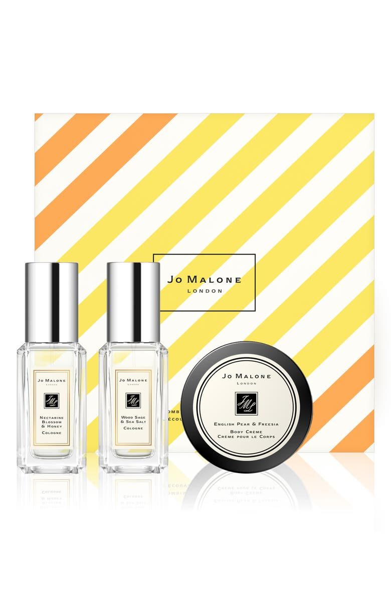 JO MALONE LONDON<SUP>™</SUP> Miniature Fragrance & Body Set, Main, color, 000