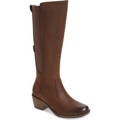 Teva Anaya Knee High Boot- Brown