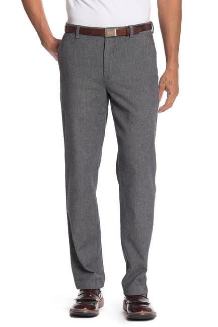 Image of Brooks Brothers Grey Herringbone Pants
