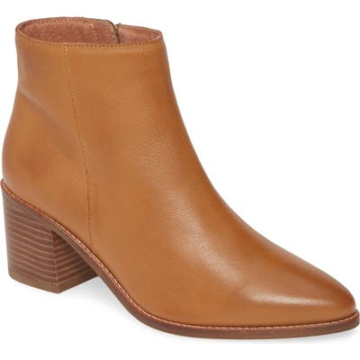 Seychelles For The Occasion Bootie- Brown