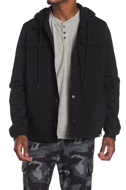 Image of Sovereign Code Murdock Snap Button Jacket