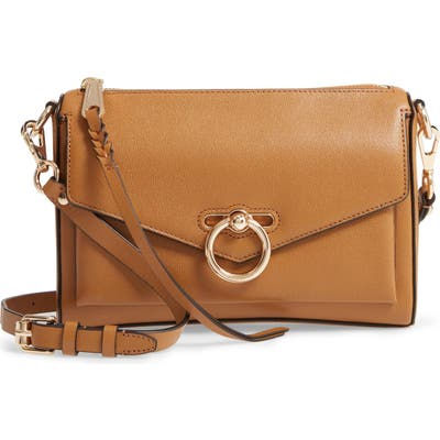 Rebecca Minkoff Jean MAC Convertible Crossbody Bag - Beige