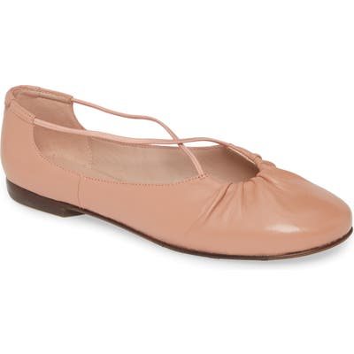 Taryn Rose Collection Alessandra Ballet Flat- Pink