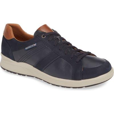 Mephisto Varek Sneaker, Blue
