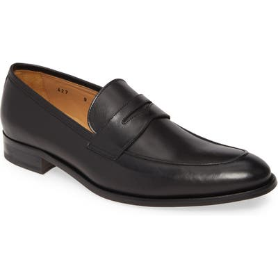 To Boot New York Dearborn Penny Loafer, Black