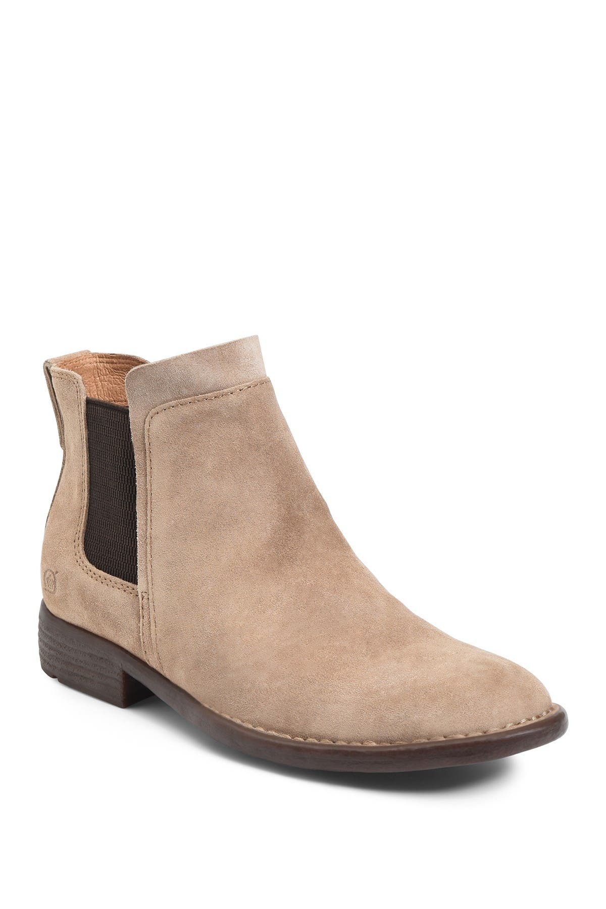Image of Born Mid Suede Chelsea Boot