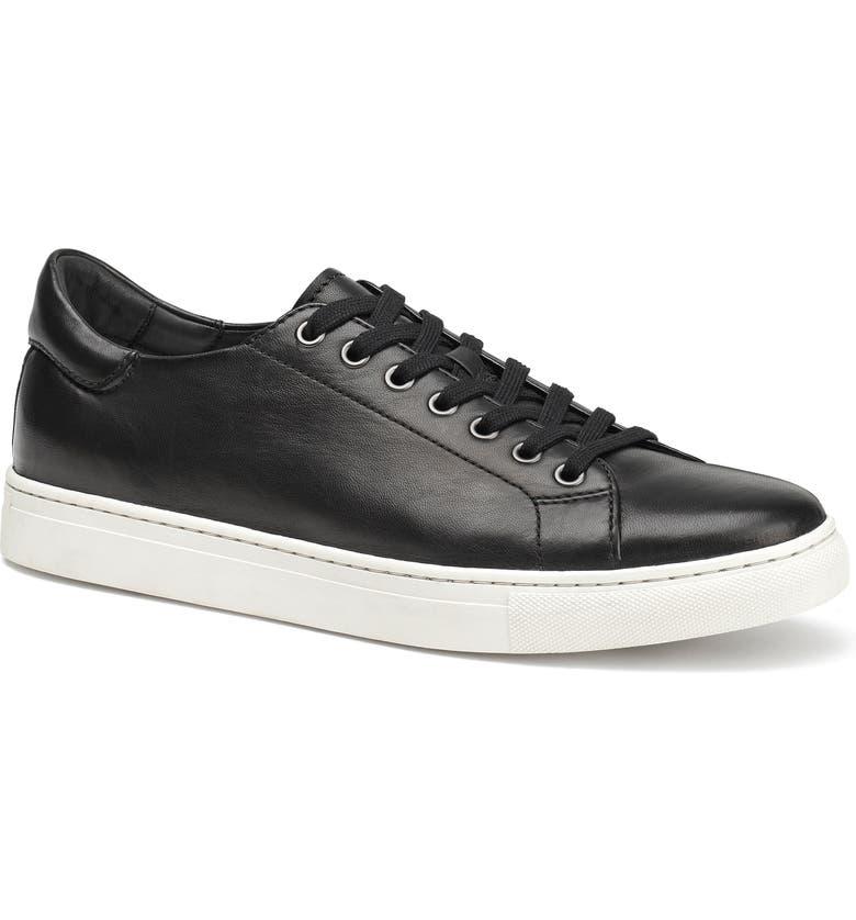 TRASK Alder Sneaker, Main, color, BLACK