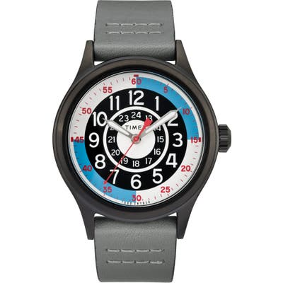 Timex X Todd Snyder The Blackjack Leather Strap Watch, 40Mm