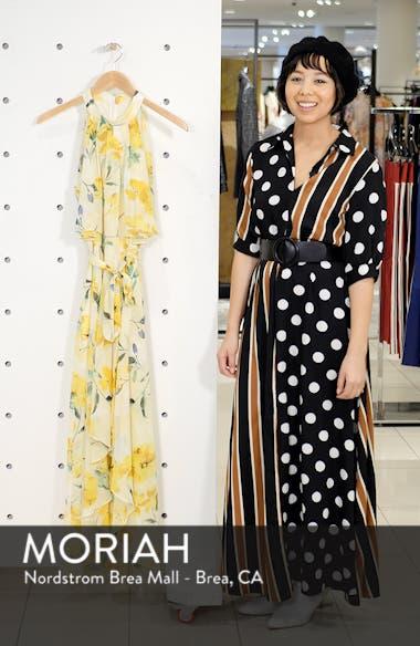 High/Low Halter Midi Dress, sales video thumbnail