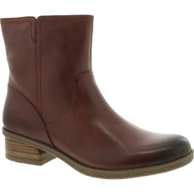 Dansko Bethanie Waterproof Boot - Burgundy