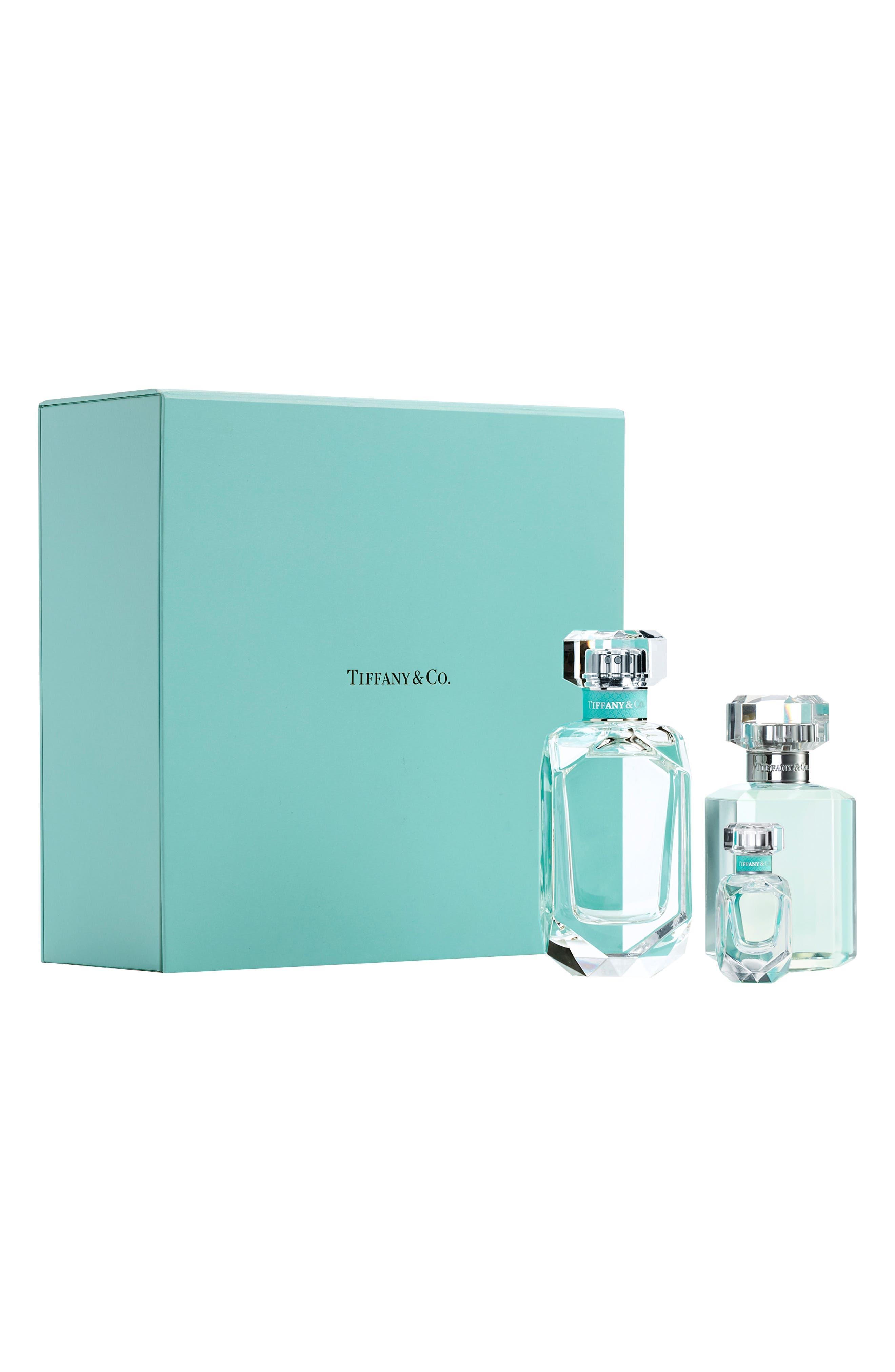 ,                             Tiffany Eau de Parfum Set,                             Alternate thumbnail 2, color,                             NO COLOR