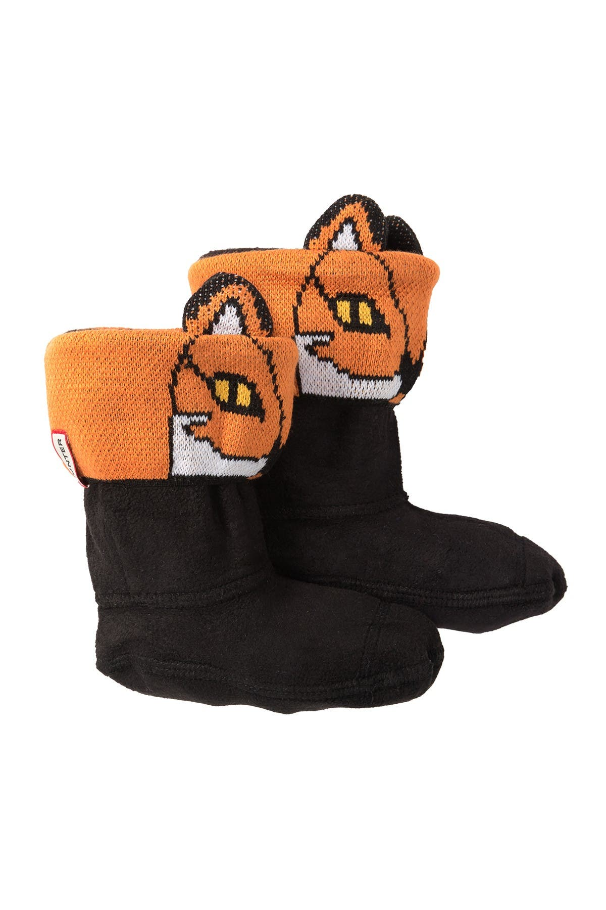Image of Hunter Cheeky Fox Cuff Boot Sock