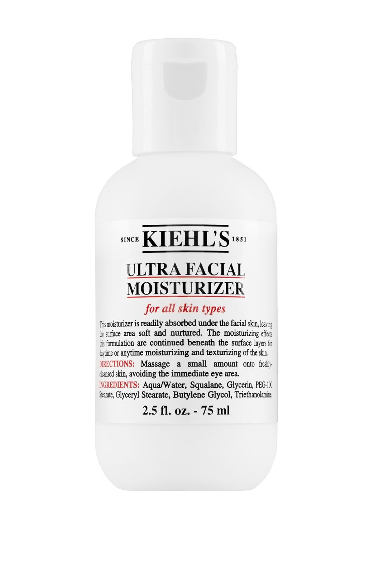 Image of Kiehl's Since 1851 Ultra Facial Moisturizer - SPF 30 - Travel Size