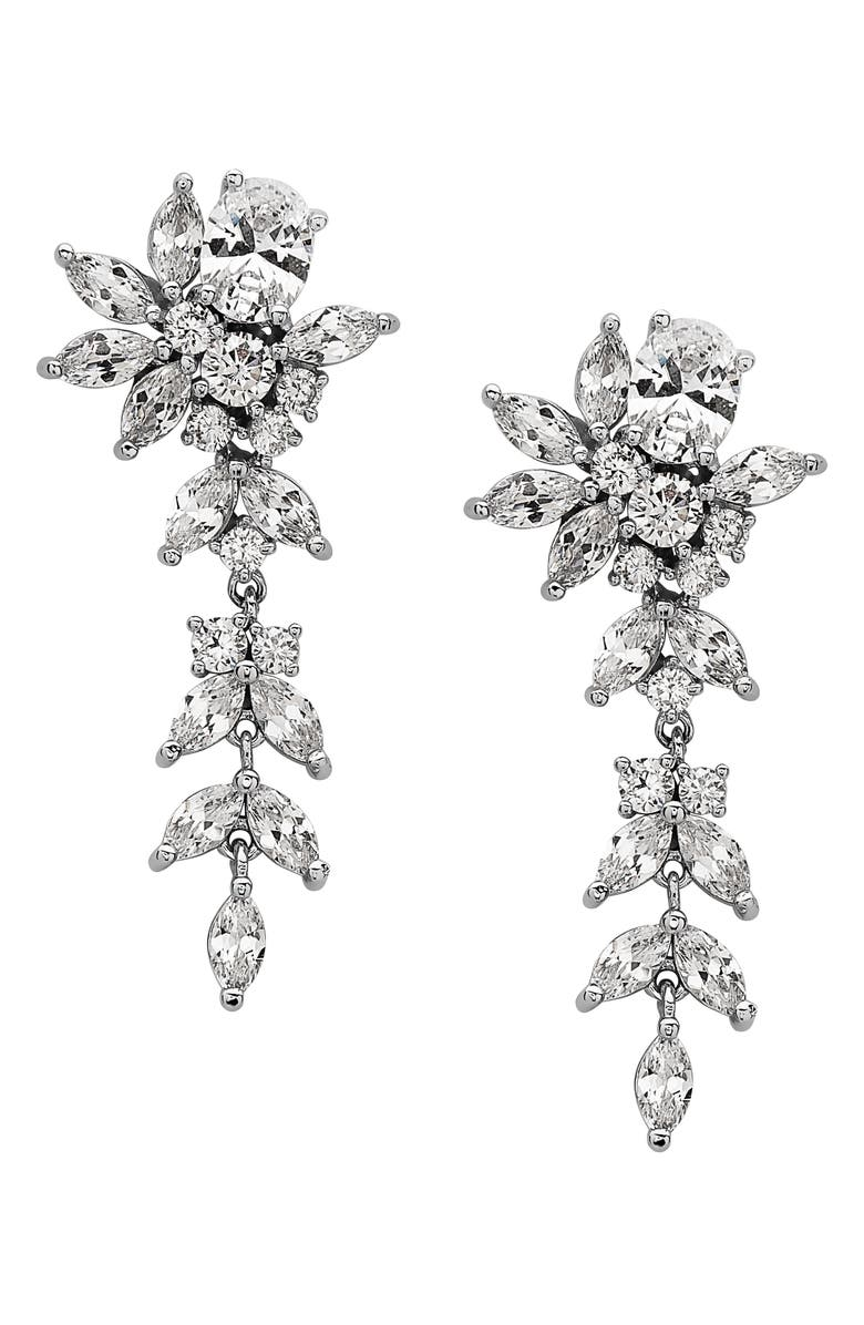 NINA Linear Earrings, Main, color, 040