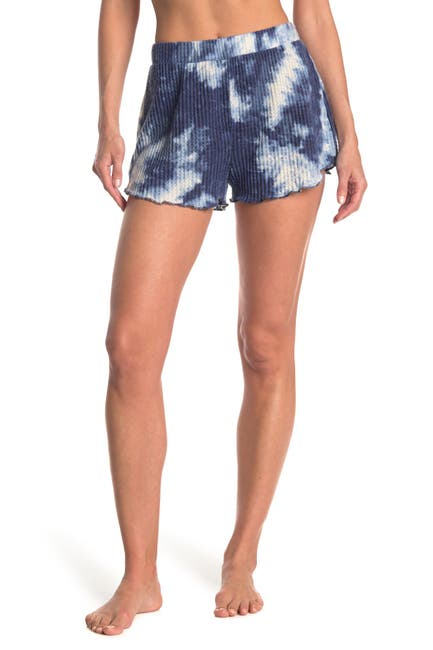 Image of Abound Thermal Tie Dye Short