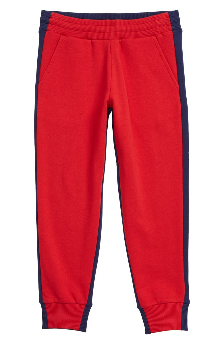 MONCLER Molleton Sweatpants, Main, color, 611