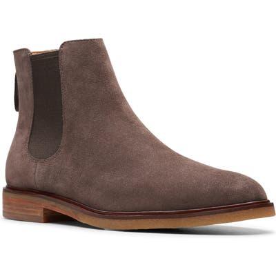 Clarks Clarkdale Gobi Chelsea Boot, Brown