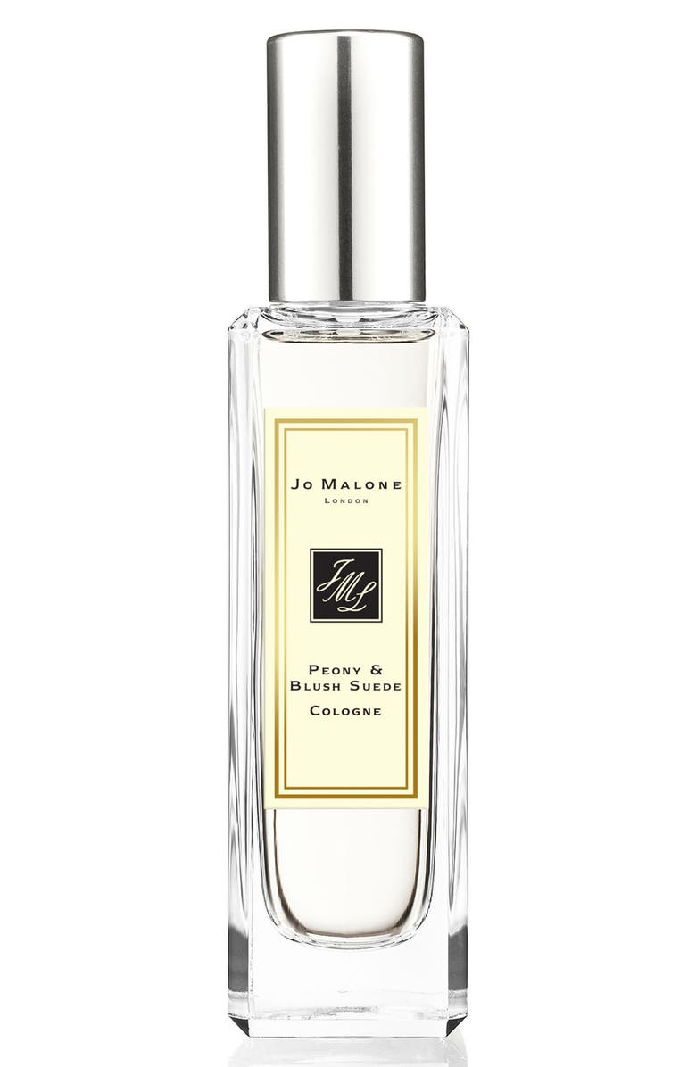 JO MALONE LONDON<SUP>™</SUP> Travel Size Peony & Blush Suede Cologne, Main, color, NO COLOR