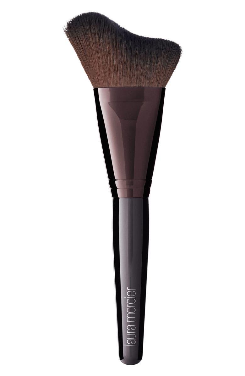 LAURA MERCIER Glow Powder Brush, Main, color, NO COLOR