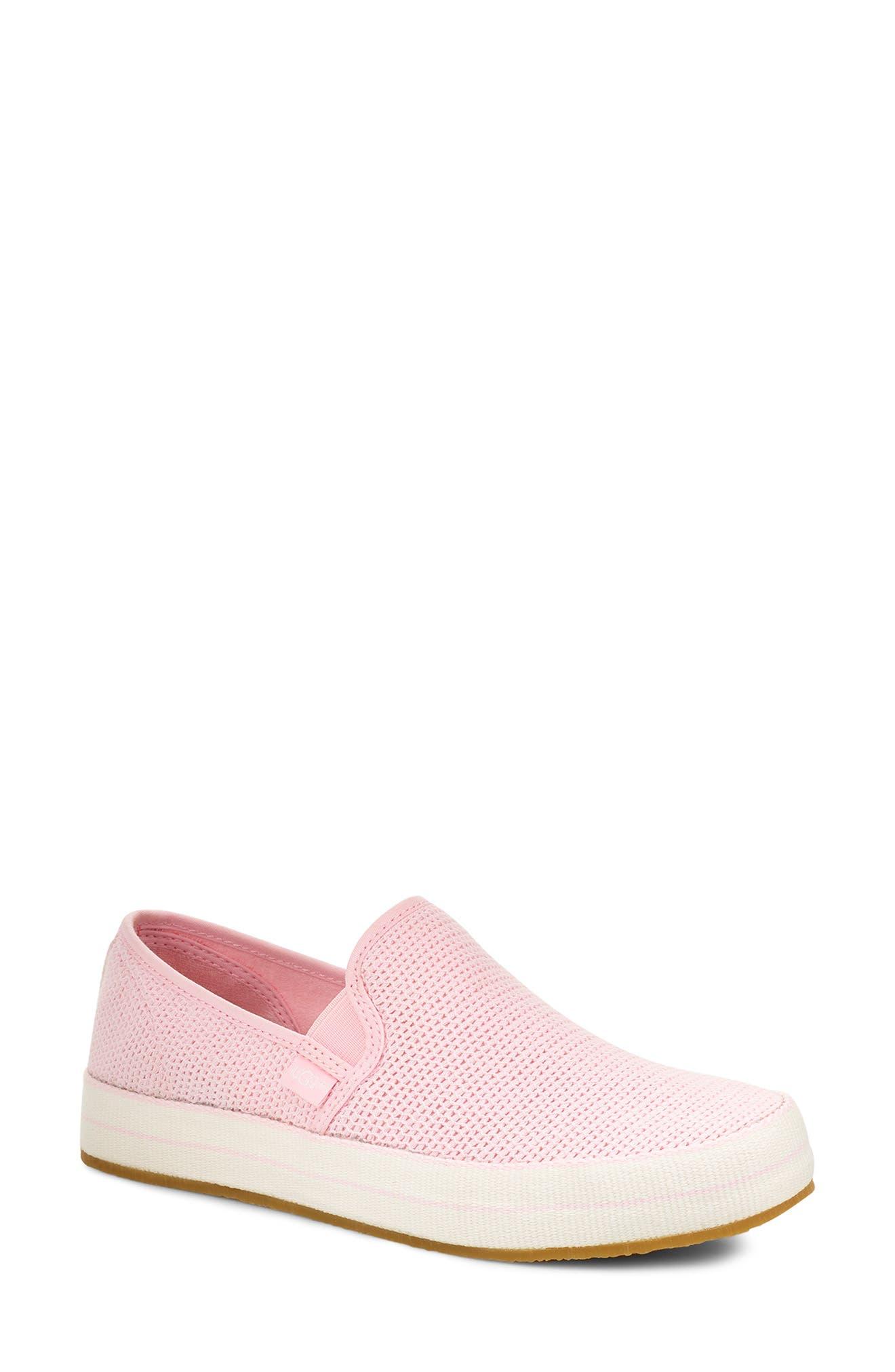 Ugg Bren Slip-On Sneaker, Pink