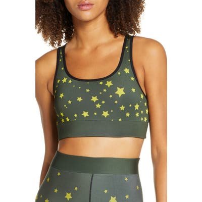 Cor Designed By Ultracor Galaxy Scoop Neck Sports Bra