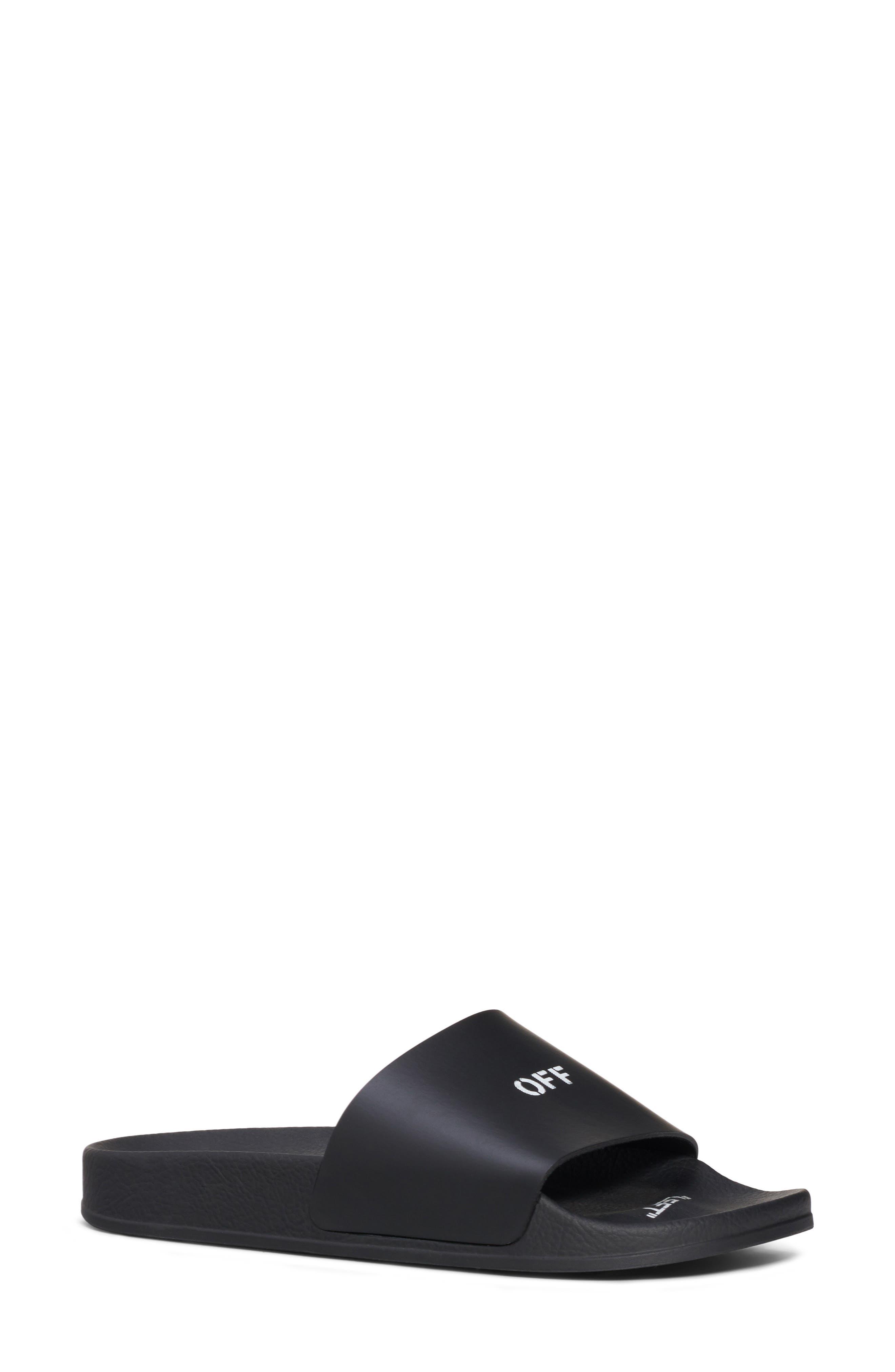 Off-White Slide Sandal (Women) | Nordstrom