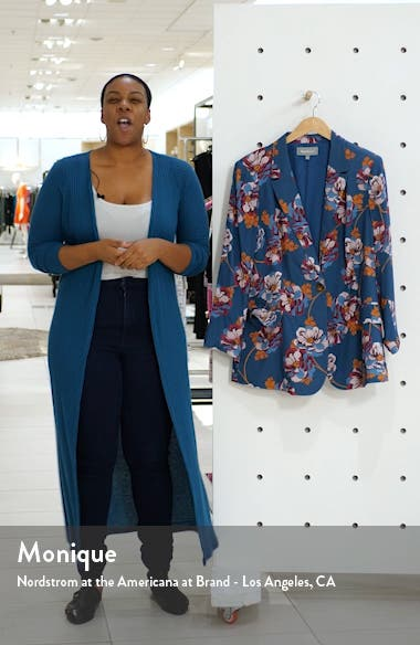 Floral Blazer, sales video thumbnail