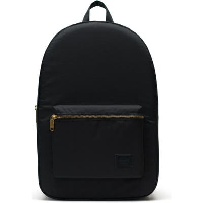 Herschel Supply Co. Settlement Light Black Backpack - Black