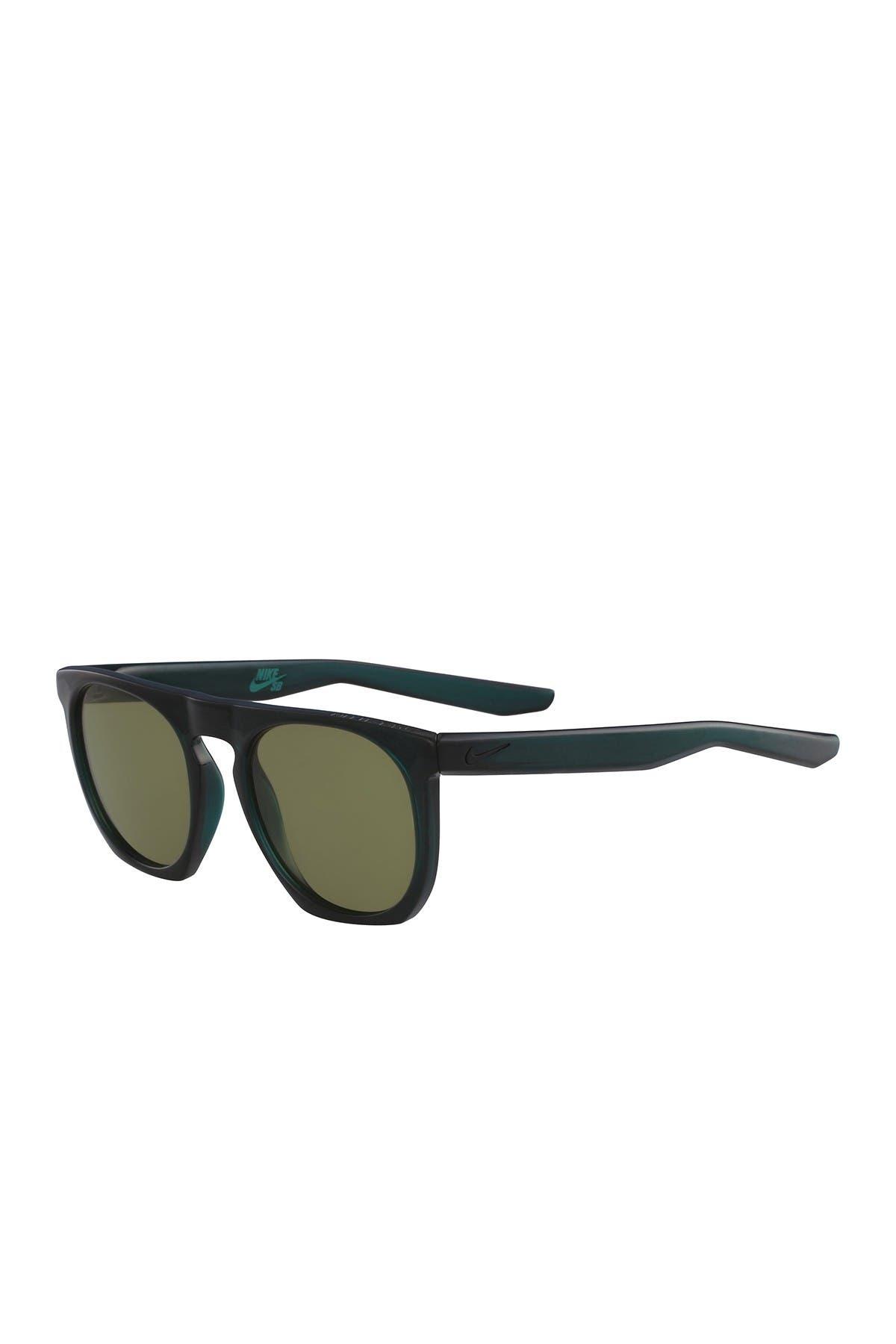 Image of Nike Flatspot 52mm Flat Top Sunglasses