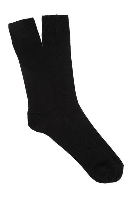 Image of Nordstrom Rack Ribbed Crew Socks