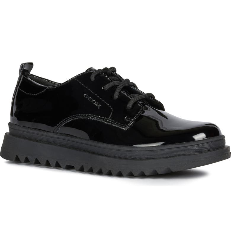 GEOX Gillyjaw 8 Sneaker, Main, color, BLACK