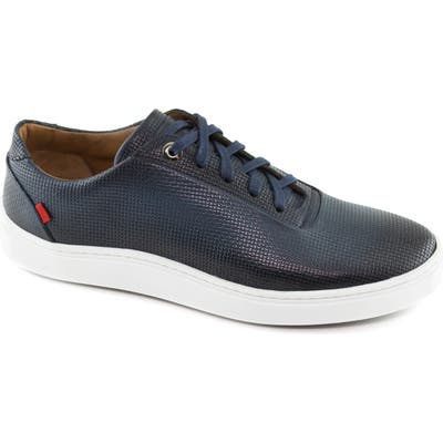 Marc Joseph New York Mercer Street Sneaker- Blue