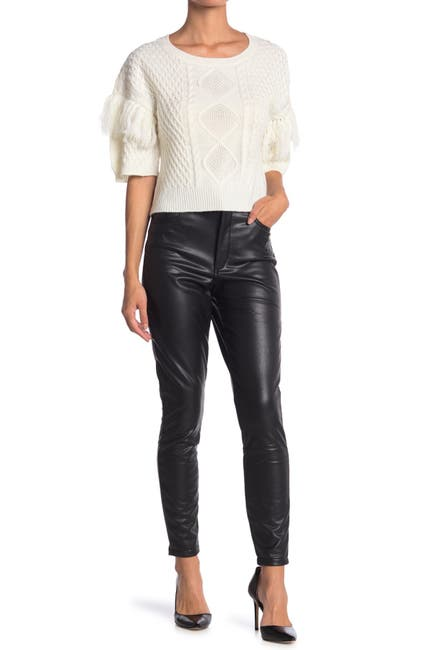 Image of BB Dakota Morrison Faux Leather Pants