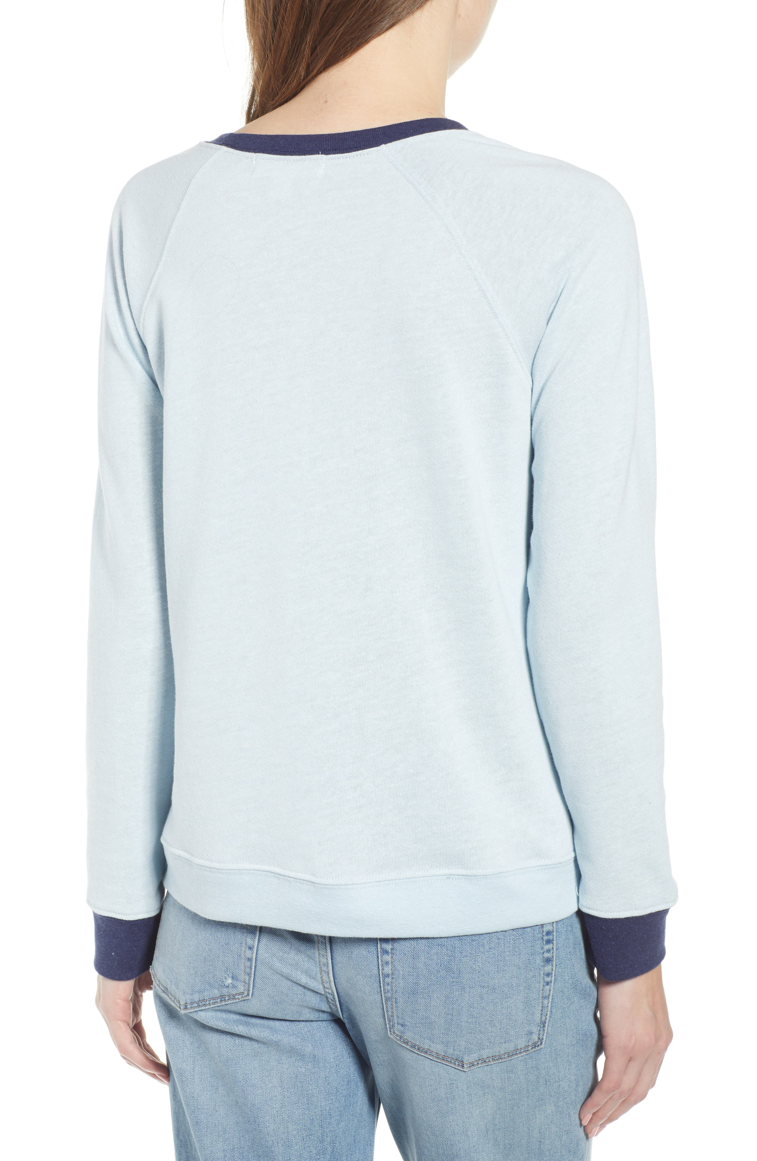 ,                             Crewneck Sweatshirt,                             Alternate thumbnail 2, color,                             450