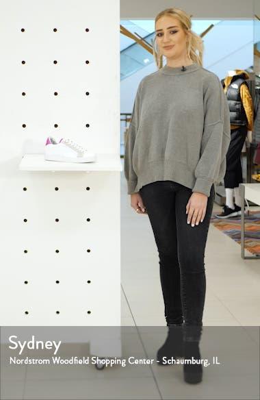 ZV1747 Sneaker, sales video thumbnail