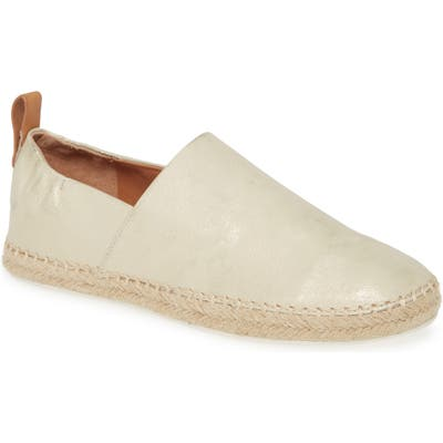 Gentle Souls By Kenneth Cole Lizzy Espadrille Flat, Ivory