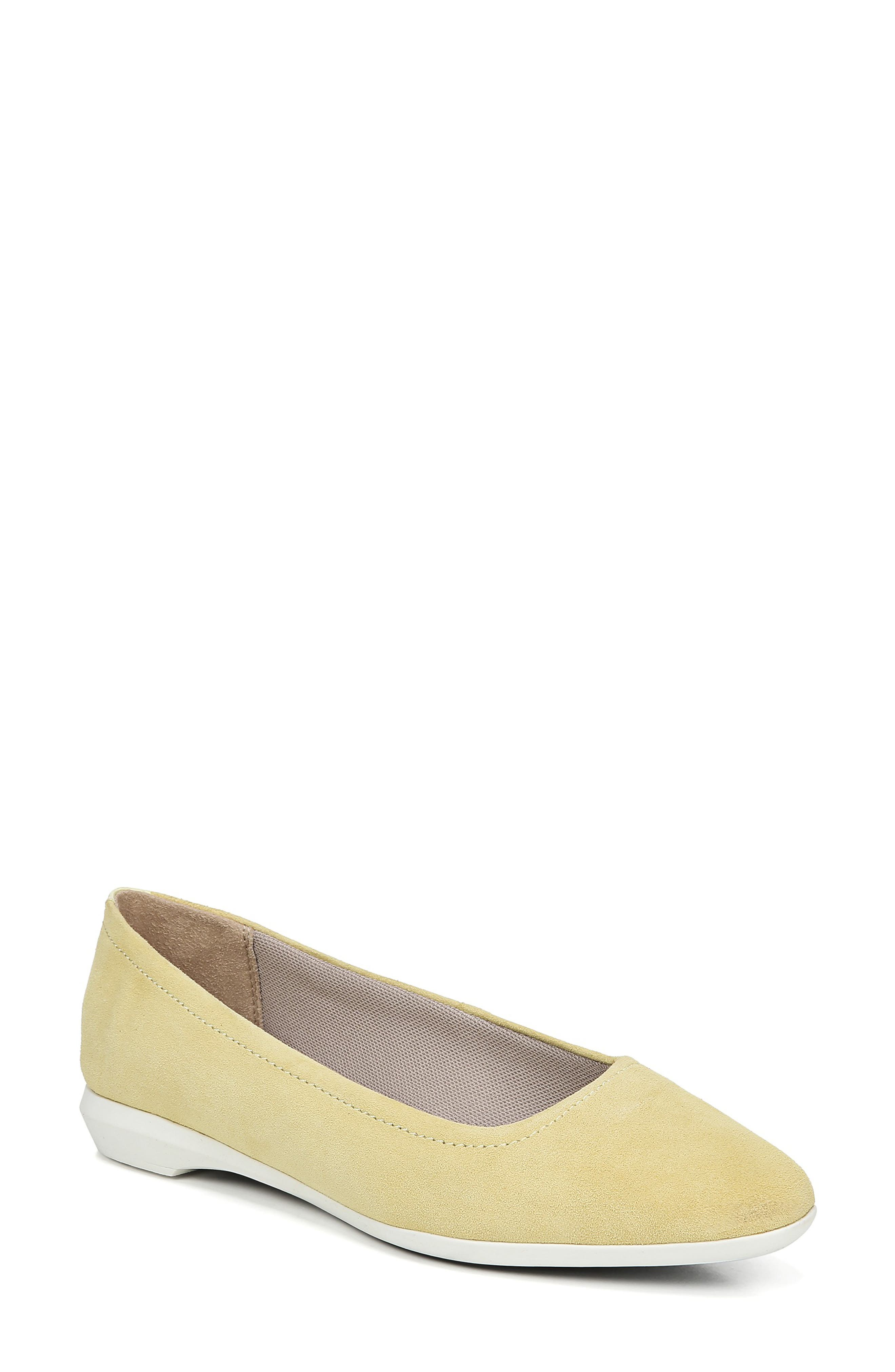 Naturalizer Alya Flat, Yellow