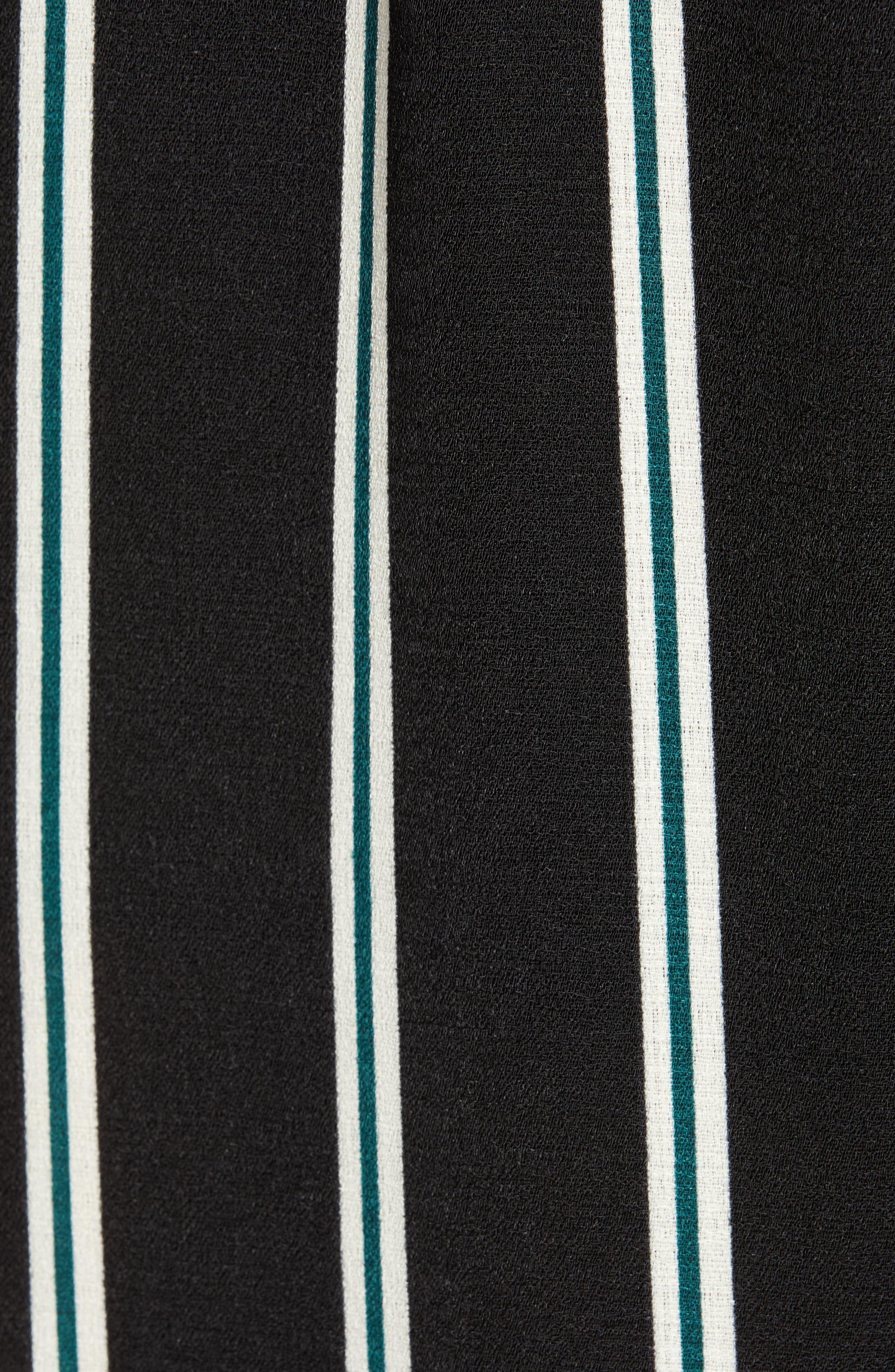 ,                             Deep-V Jumpsuit,                             Alternate thumbnail 6, color,                             300