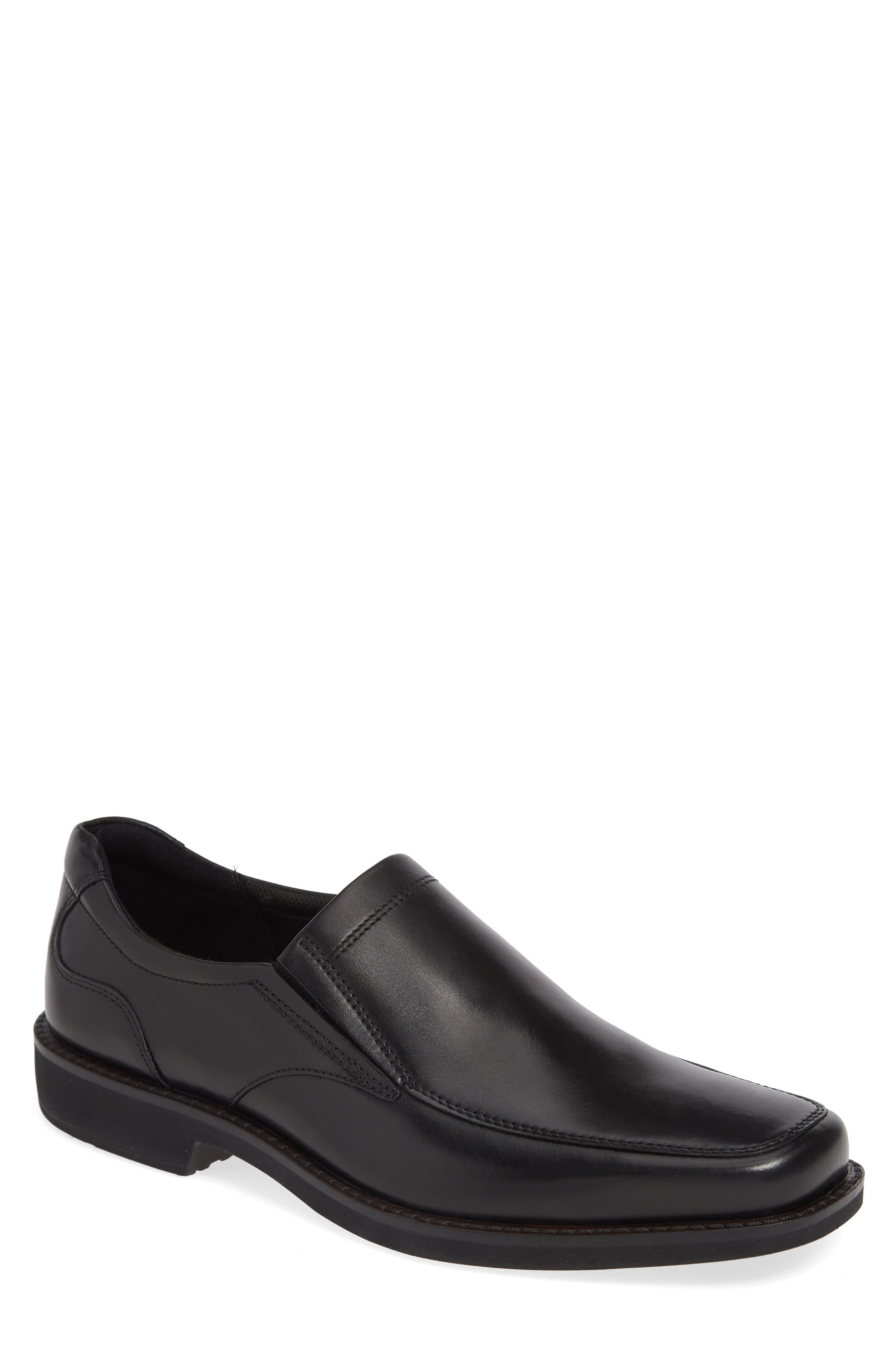 Ecco Seattle Venetian Loafer - Black