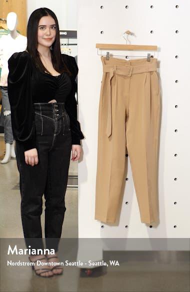 Belted Suit Pants, sales video thumbnail