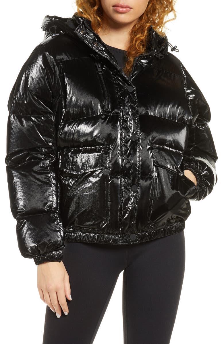 BLANC NOIR Mont Blanc Down Puffer Jacket, Main, color, 015