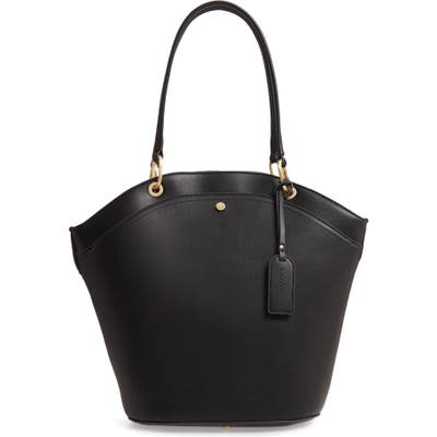 Sole Society Coila Faux Leather Tote - Brown