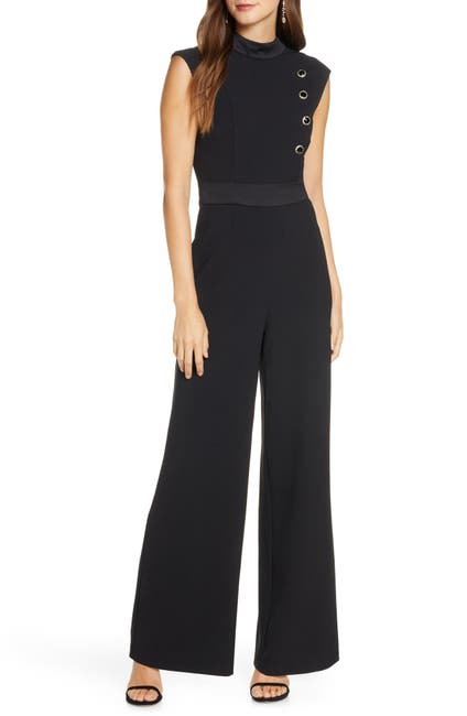 Image of Eliza J Sleeveless Jumpsuit